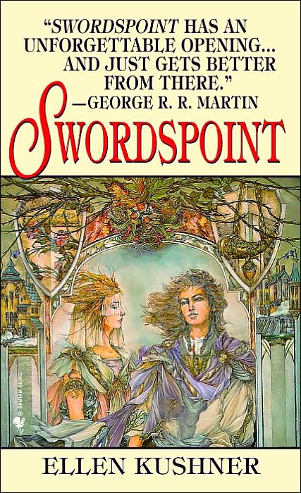 Second edition mass market paperback illustration by Thomas Canty