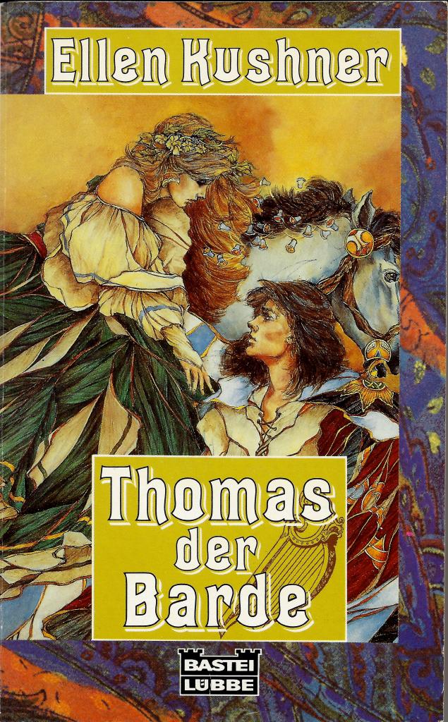Thomas der Barde, Germany, published by Bastei Lübbe Taschenbuch (1993)