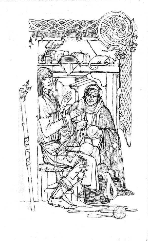 Thomas and Meg, by Folda
