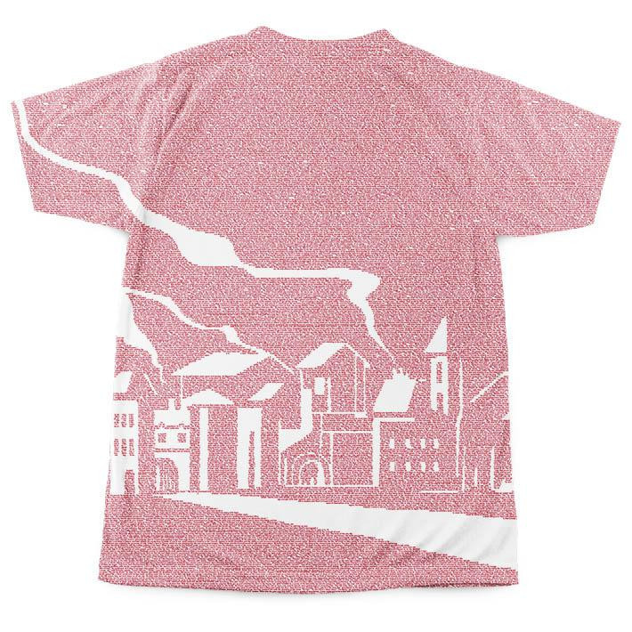 Litographs Swordspoint T-shirt (back)